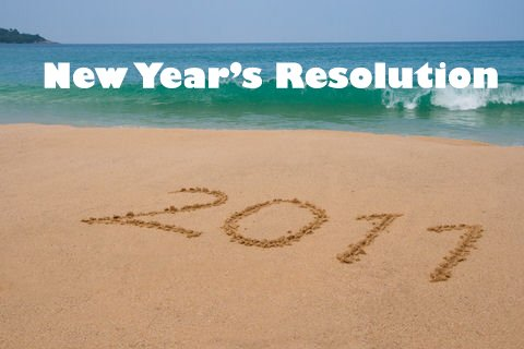 New Year's Resolution to Lose Weight