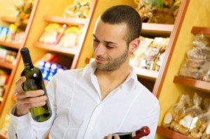 man and wine bottles 300x199 Lucas James, Celebrity Personal Trainer, Shares Tips On How to Remedy Low Testosterone in Men Naturally
