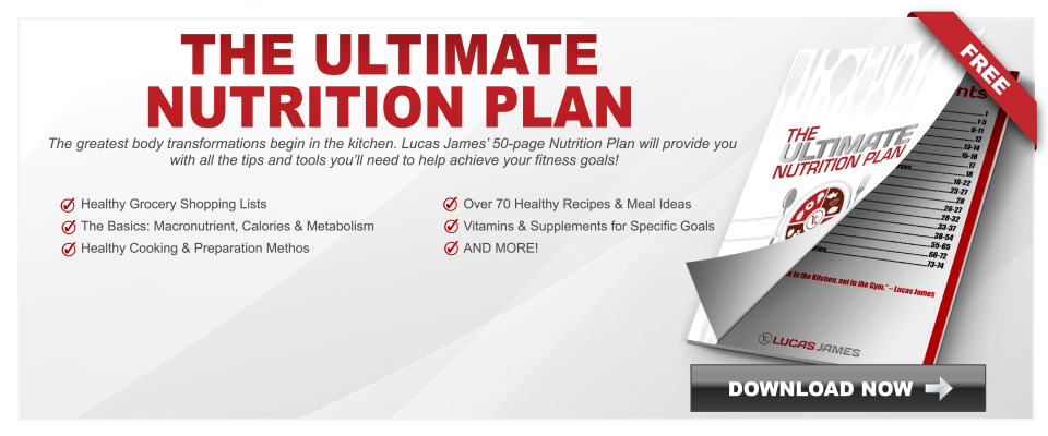 Ultimate Nutrition Plan