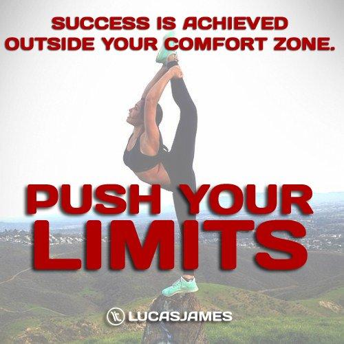 Fitness Motivation: Push Your Limits