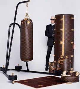 Louis Vuitton Punching Bag