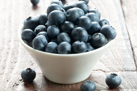 Blueberries, Cardio Health & Weight Loss