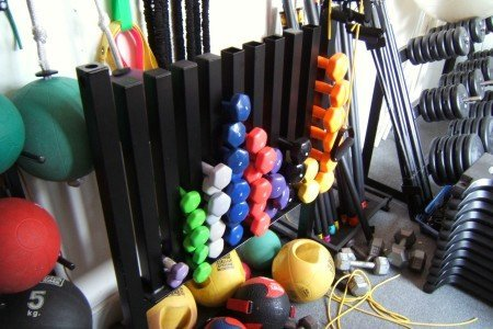 Fitness Circuit Training for Weight-Loss