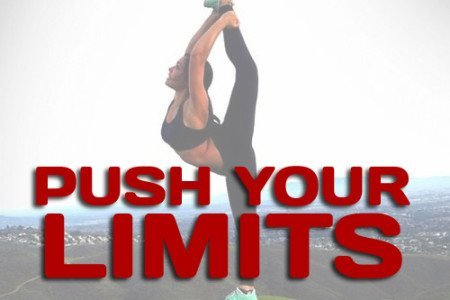 Fitness Motivation: Push Your Limits