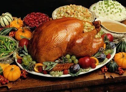 Top 5 Tips for Eating Healthy on Thanksgiving