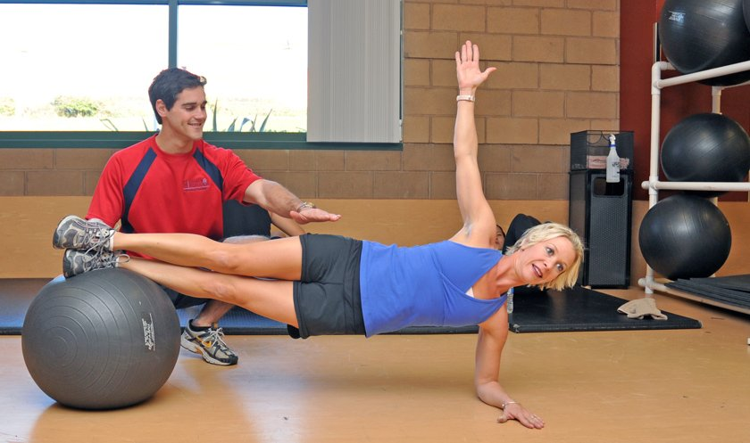 Qualities of a good personal trainer