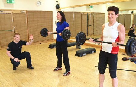 Benefits of Group Personal Training