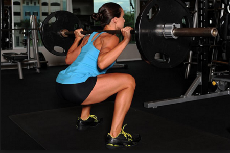 Top 4 Glute Exercises