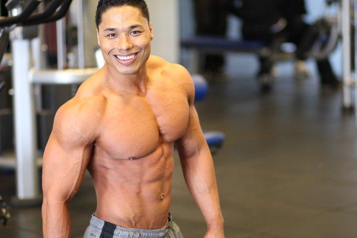 Bobby Ashhurst, Fitness Model & Owner NutriFit