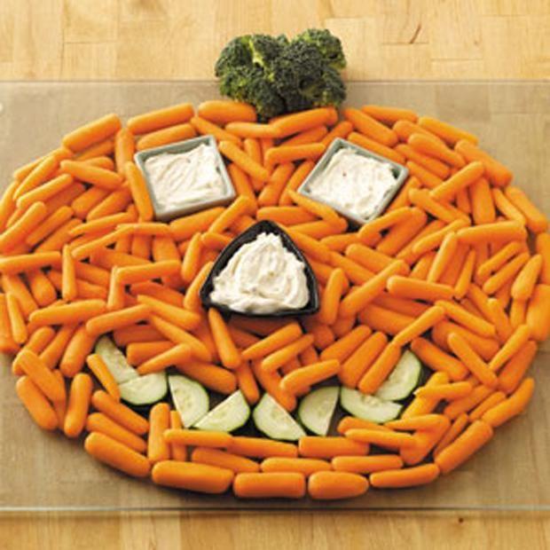Pumpkin Party Platter