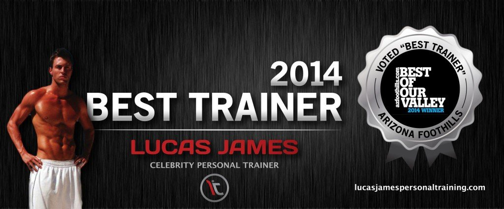 2014 Arizona's Best of Our Valley Personal Trainer Winner
