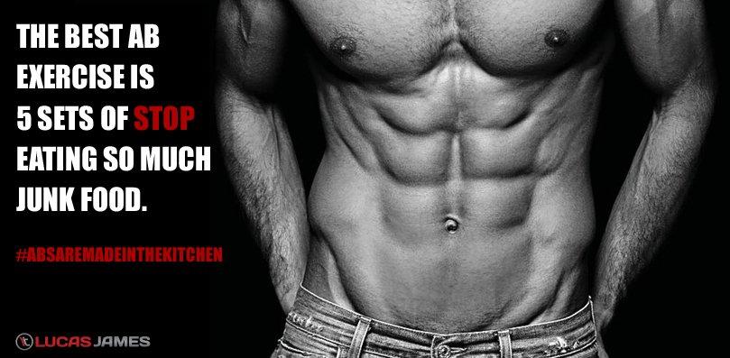 Fitness Motivation: Best Ab Exercises