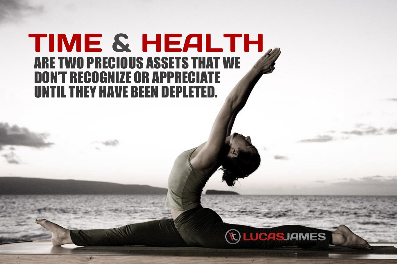 Fitness Motivation: Time & Health