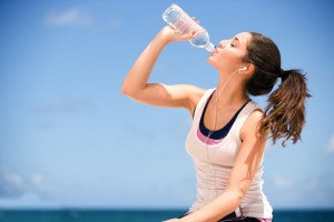 Top 5 Benefits of Drinking Water