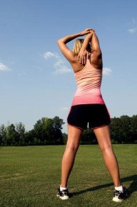 The Best Stretches to Start Your Workout