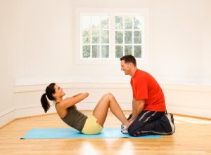 in-home personal trainer Scottsdale