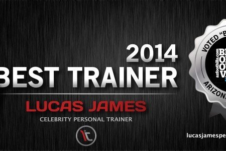 "2014 Arizona's ""Best of Our Valley"" Personal Trainer Winner"