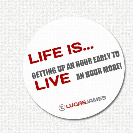 Fitness Motivation: Life is...