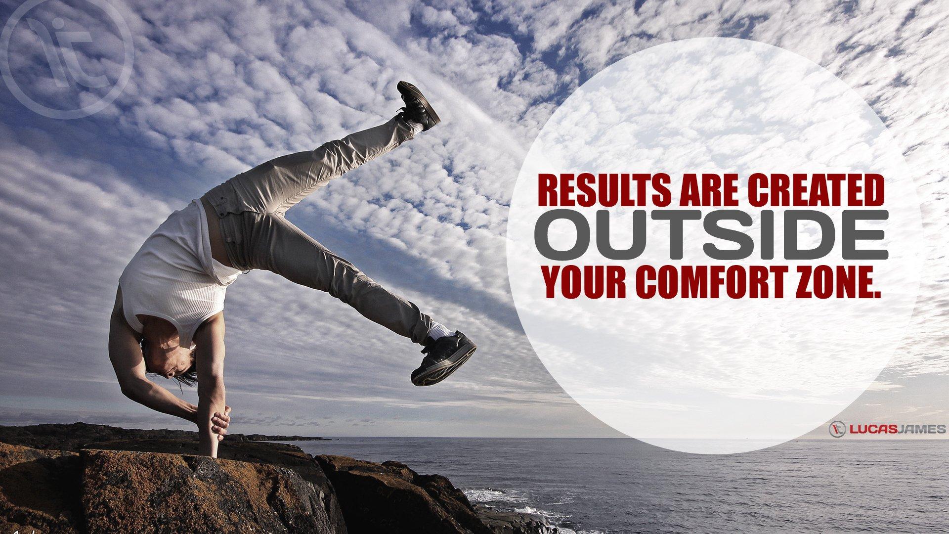 Fitness Motivation: Comfort Zone