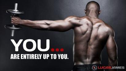 Fitness Motivation: YOU