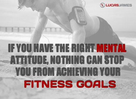 Fitness Motivation: Mental Attitude