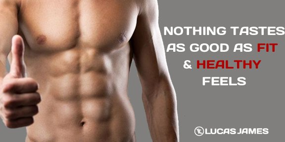 Fitness Motivation: Fit & Healthy