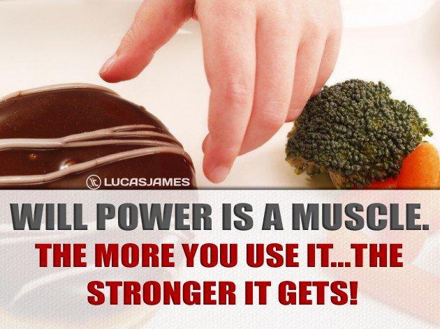 Fitness Motivation: Will Power