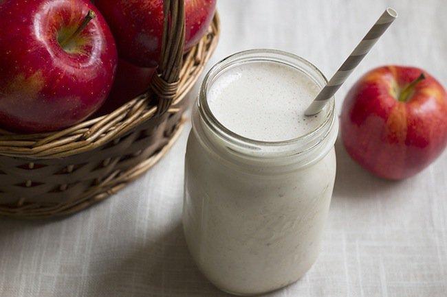Apple Pie Protein Shake