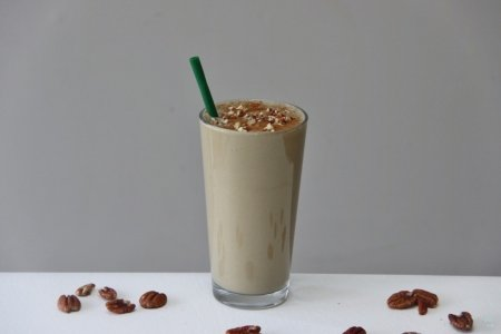 Maple Pecan Pie Protein Shake