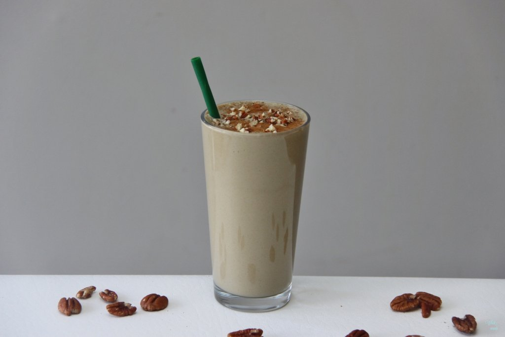 Maple Pecan Pie Protein Shake