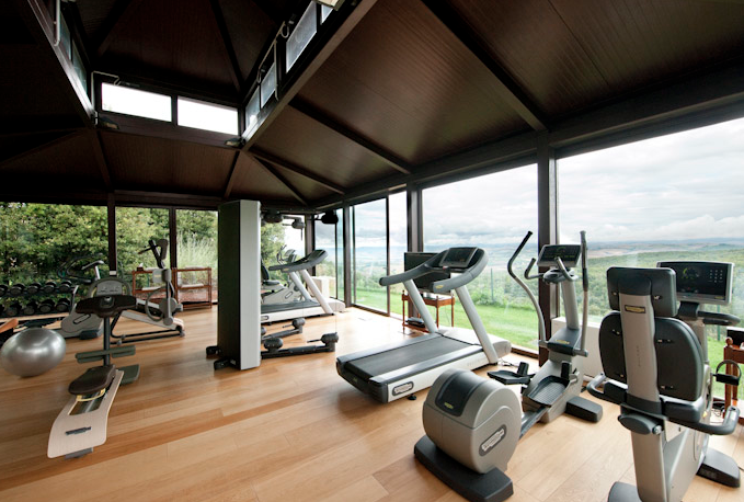 The top luxury gyms in the world