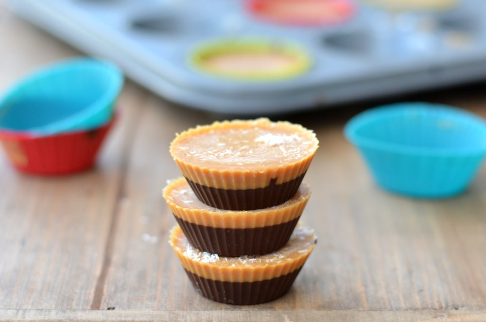 Protein Packed Peanut Butter Cups