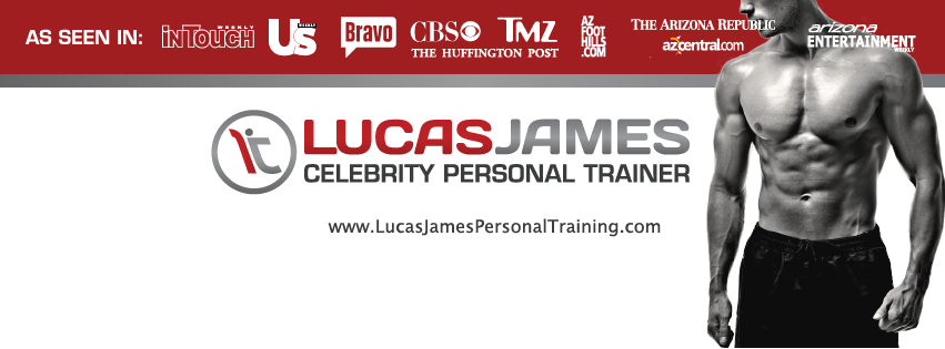 Vote Lucas James for Best of Our Valley Personal Trainer Award!